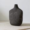 Vase Oiseau Noir Large