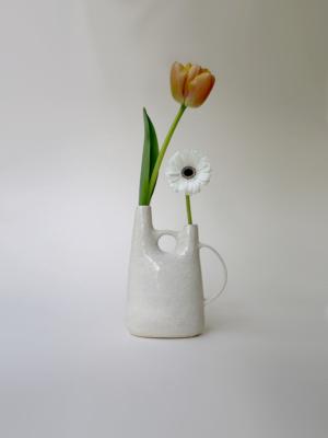 Vase à double anse